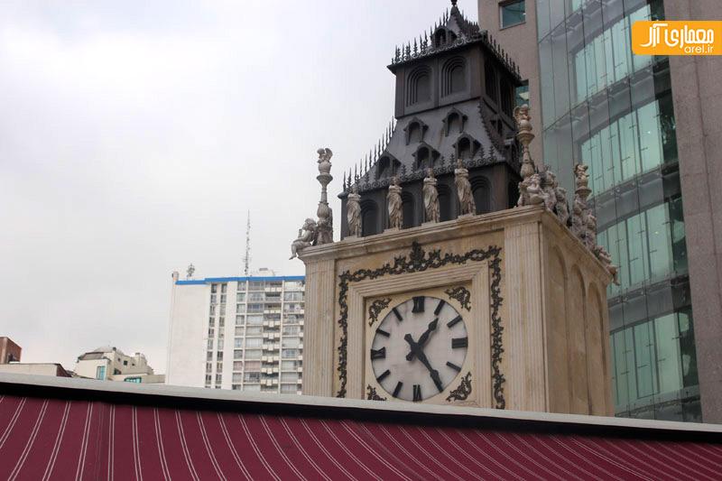 شنبه های نگاه آرل به تهران: مجتمع تجاری مدرن الهیه