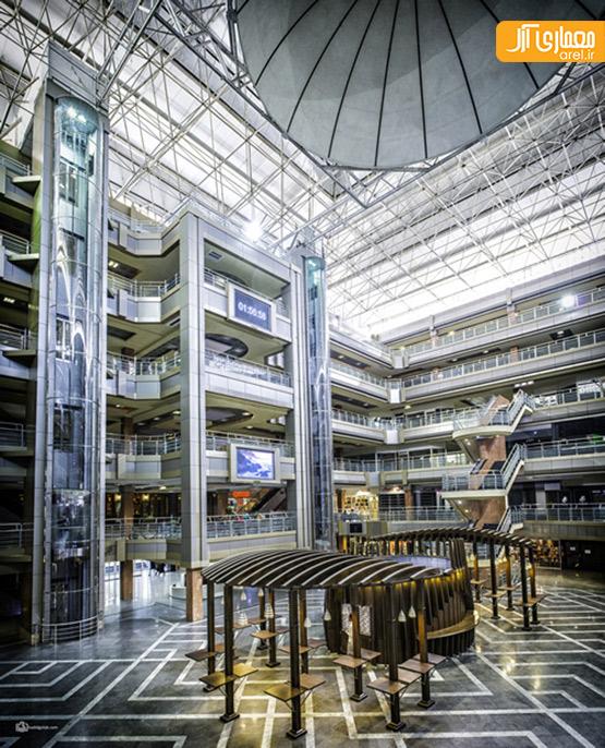 معماری مجتمع تجاری نور تهران، آغازی دوباره برای کسبه پلاسکو