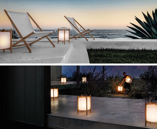 ایده های جذاب روشنایی در فضای باز