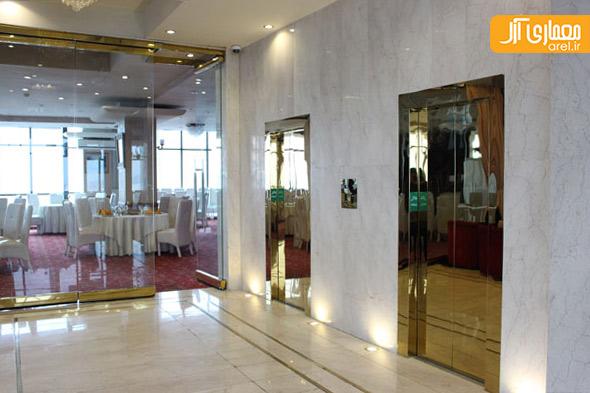 شنبه های نگاه آرل به تهران: هتل برج سفید