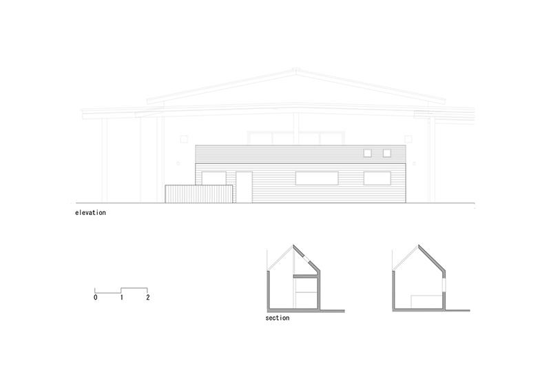 طراحی خانه در مهدکودک ژاپنی!