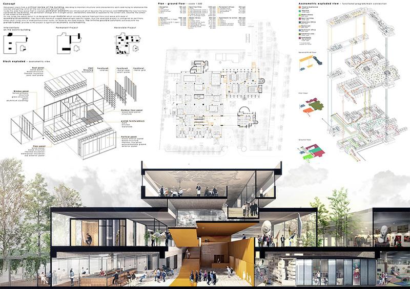 شیت بندی با فتوشاپ برای معماران و طراحان داخلی
