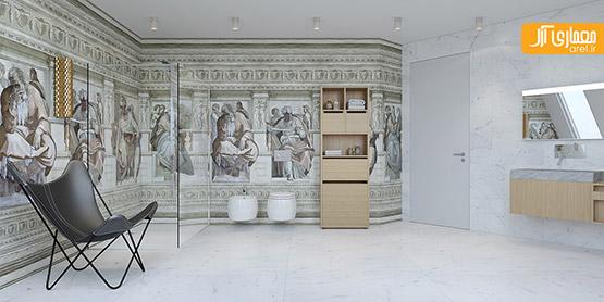 طراحی داخلی اتاق خواب مدرن،دکوراسیون اتاق خواب مدرن