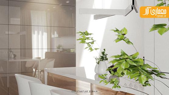 دکوراسیون داخلی اتاق نشیمن مدرن،طراحی داخلی اتاق نشیمن مدرن
