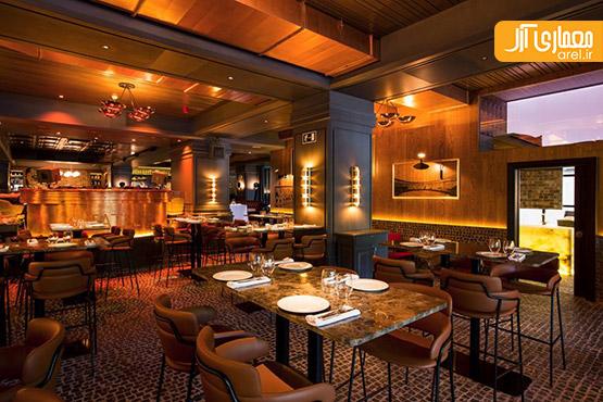 طراحی داخلی رستوران،دکوراسیون داخلی رستوران