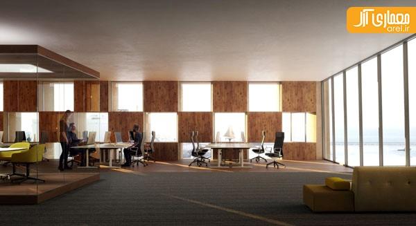 طراحی بانک مرکزی Libano