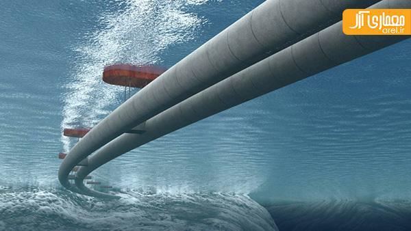 طراحی پل شناور