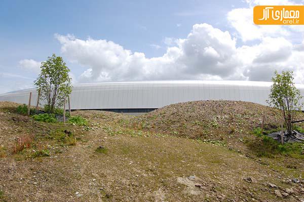 معماری آزمایشگاه ملی