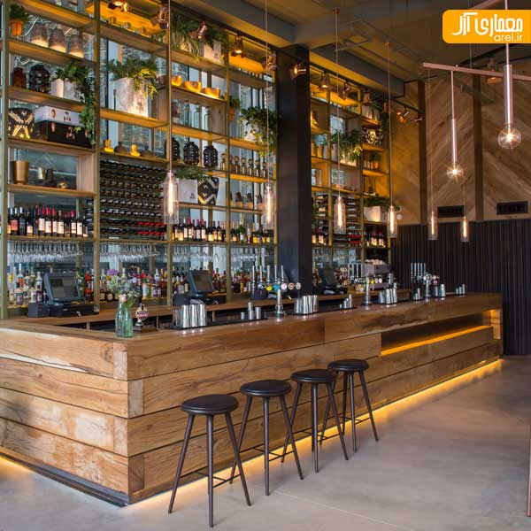 Standalone Bar or Club: The Refinery (Regent Place, London, UK) / Fusion DNA