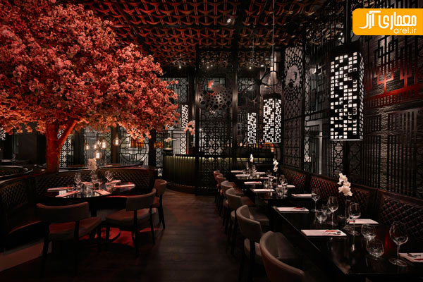 Standalone Restaurant: Tattu (Spinningfields, Manchester, UK) / Edwin Pickett