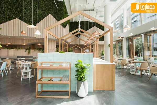 Café: Kitty Burns (Melbourne, Australia) / Biasol Design Studio