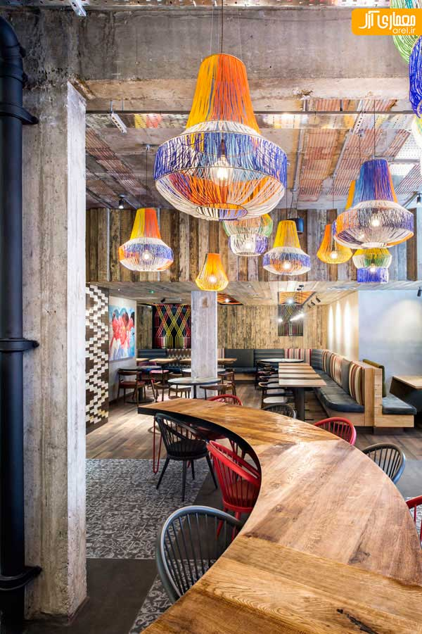 Nando's (Harrogate, UK) / STAC Architecture