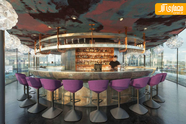 Craft London Bar (Greenwich Peninsula, London, UK) / Design Research Studio