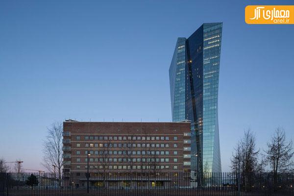 طراحی بانک مرکزی اروپا