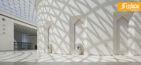 طراحی داخلی فضای فرهنگی