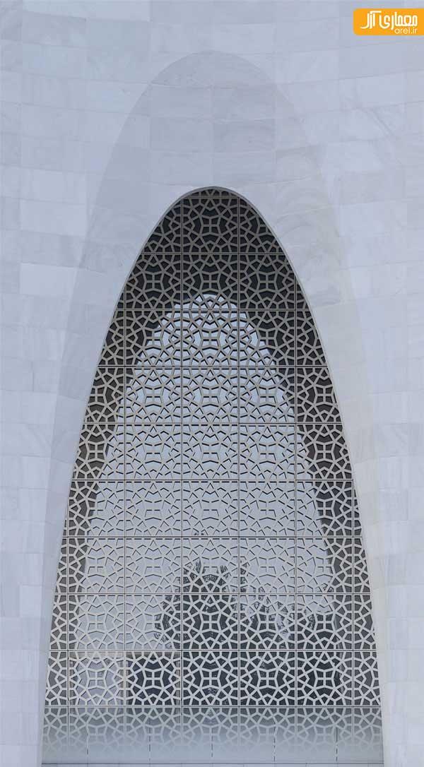 طراحی مرکز فرهنگی اسلامی