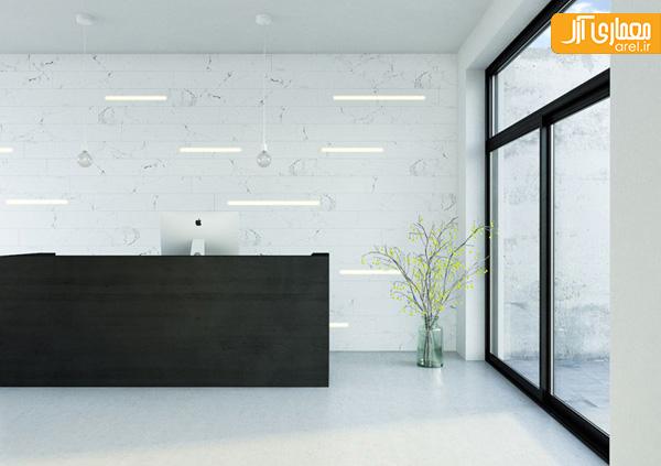 پانل های دیواری دارای سیستم LED