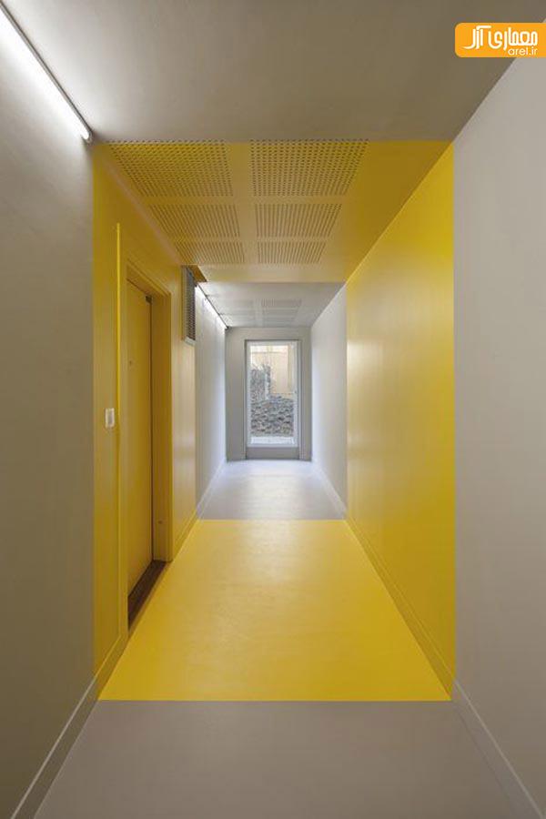 رنگ شناسی با آرل: زرد درخشان
