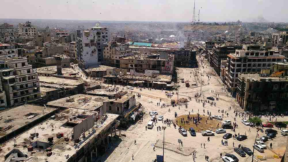 مروه معماری سوریه