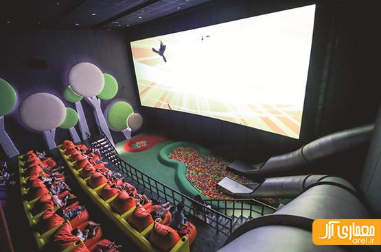 وقتی سینما تماشایی تر از فیلم ها می شوند