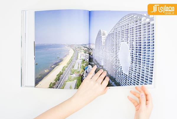 موج انسان ساز برفراز سواحل چین
