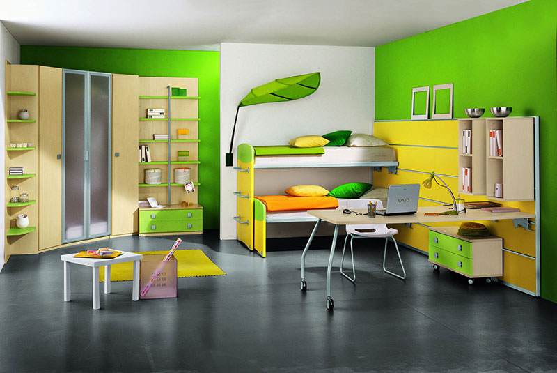 رنگ در طراحی داخلی