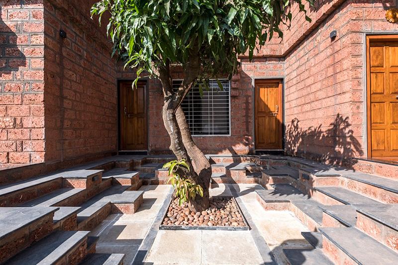 معماری و طراحی داخلی خانه هندی