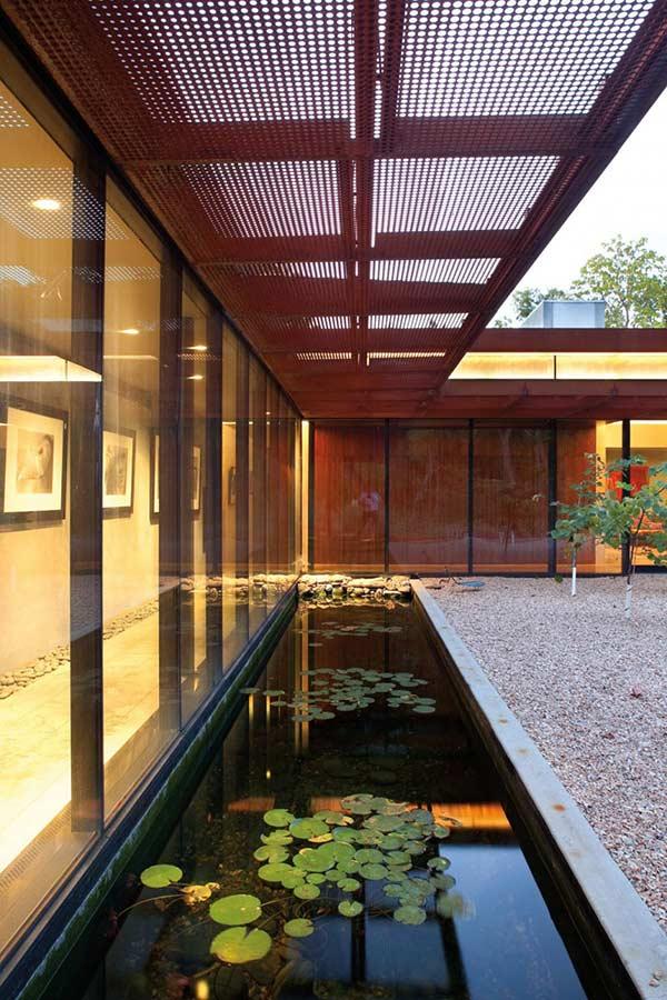 طراحی لنداسکیپ و فضای سبز