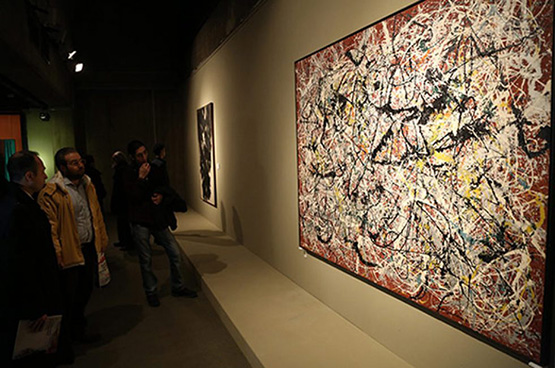 گنجینه موزه هنرهای معاصر تهران