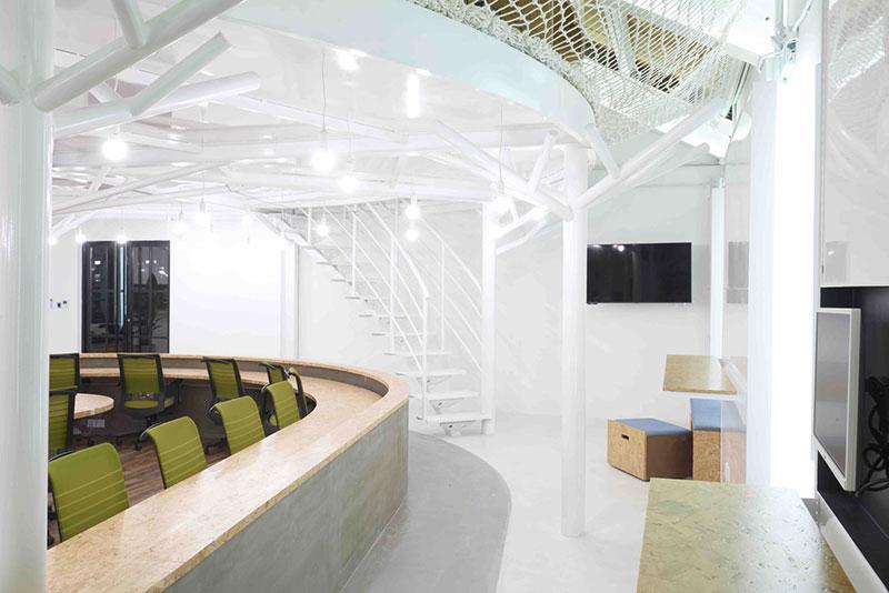 طراحی داخلی دفتراداری