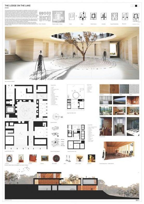 شیت بندی معماری در فتوشاپ