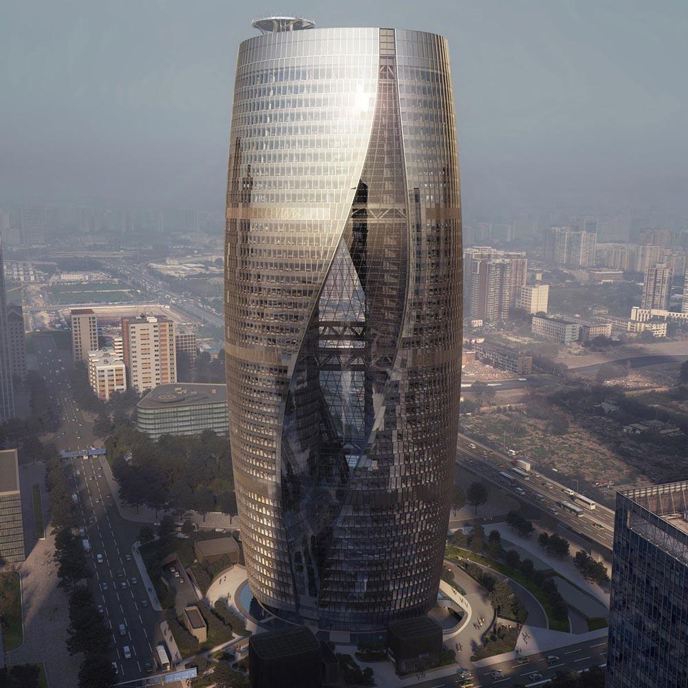 برج Leeza Soho