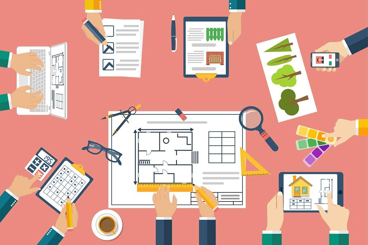 شما چطور هزینه های دوران تحصیل در رشته معماری را تأمین کردید؟