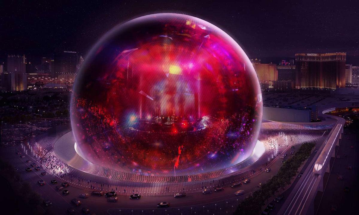 طراحی سالن اپرا و کنسرت کره ای شکل