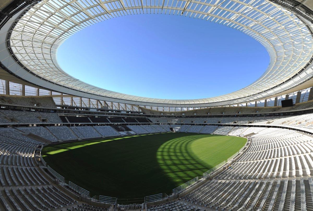 طراحی استادیوم کیپ تاون