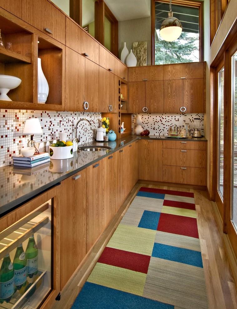 آشپزخانه های راست گوشه