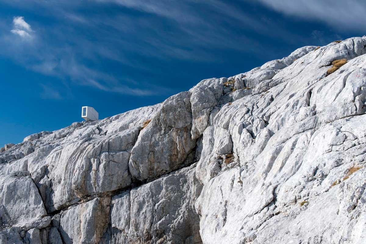 طراحی و اجرای پروژه های معماری در کوهستان