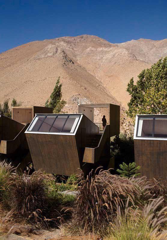 طراحی و اجرای شهرک ویلایی در کوهستان