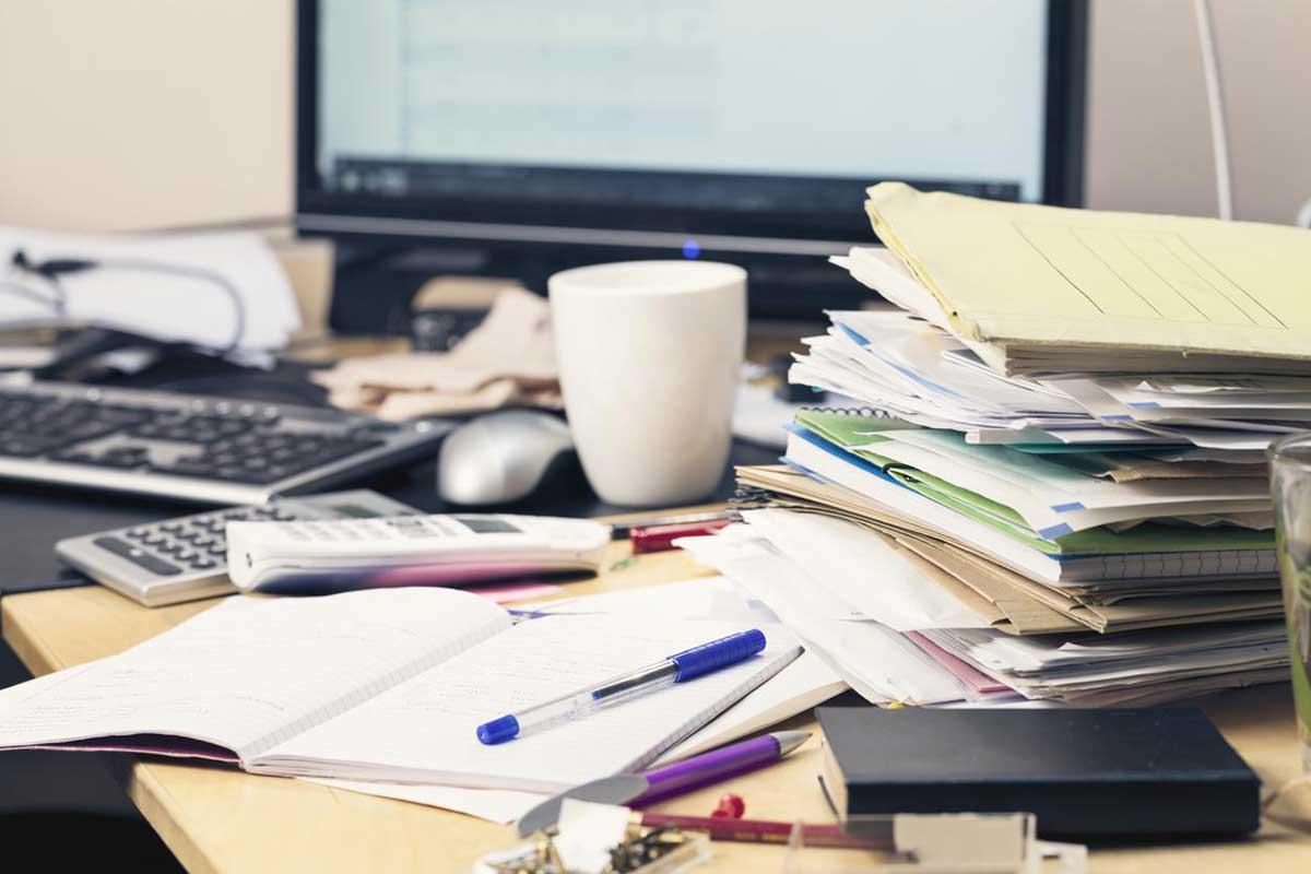 محیط کار شلوغ و بی نظم را دوست دارید یا محیطی منظم؟