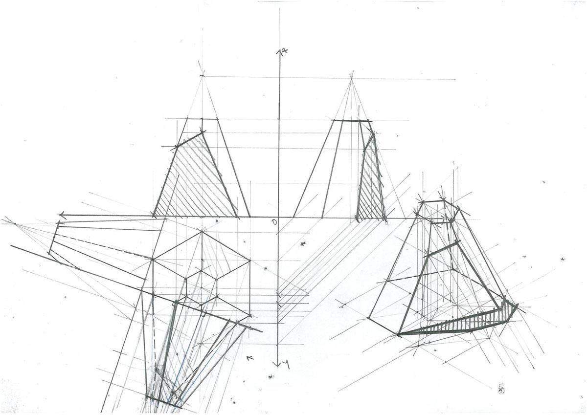 هندسه در ترسیم فنی