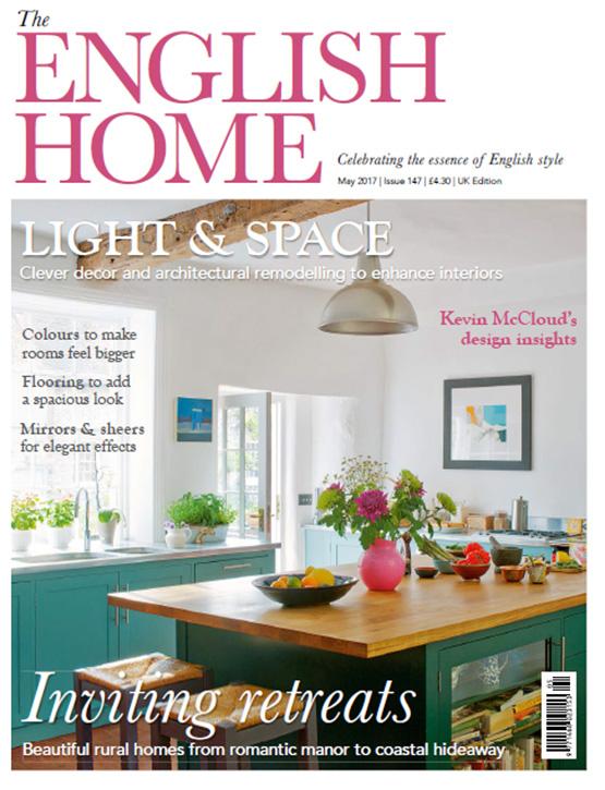 دانلود مجله طراحی و معماری- The English Home