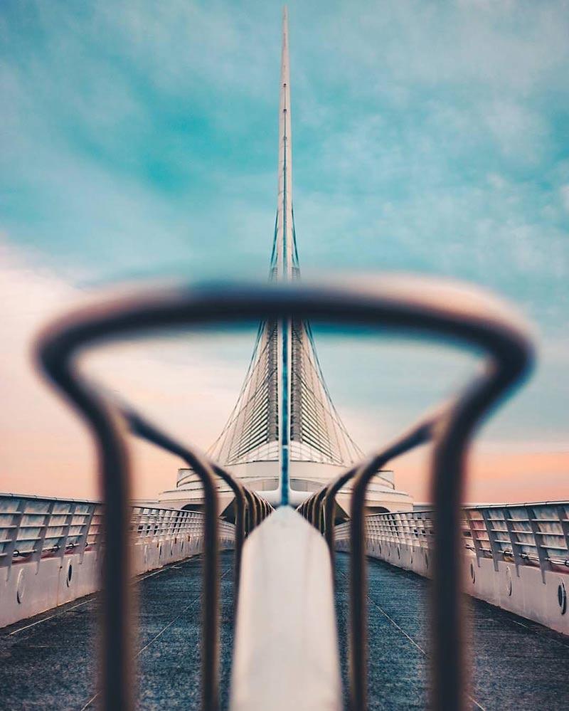 معماری در کمال تقارن