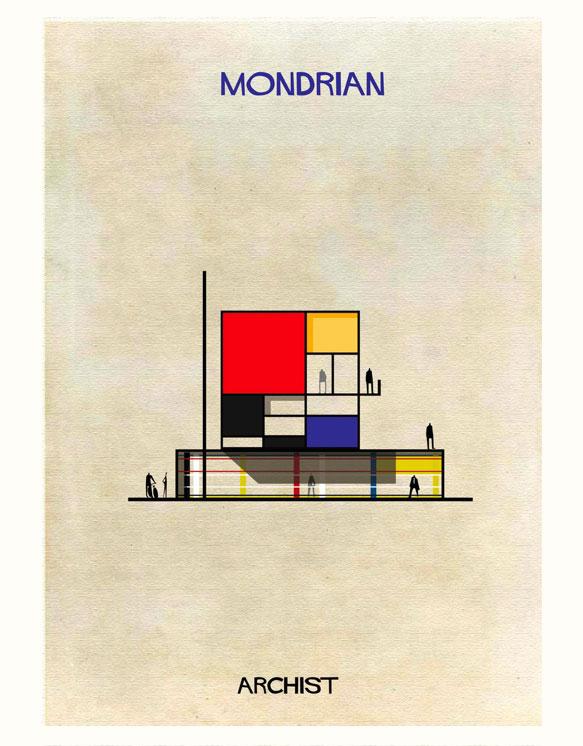 پوستر معماری