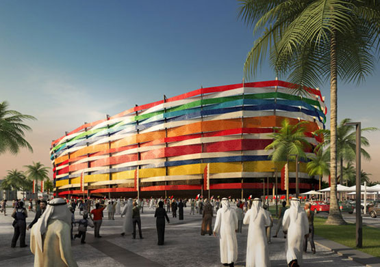استاديوم هاي جام جهاني 2022 قطر