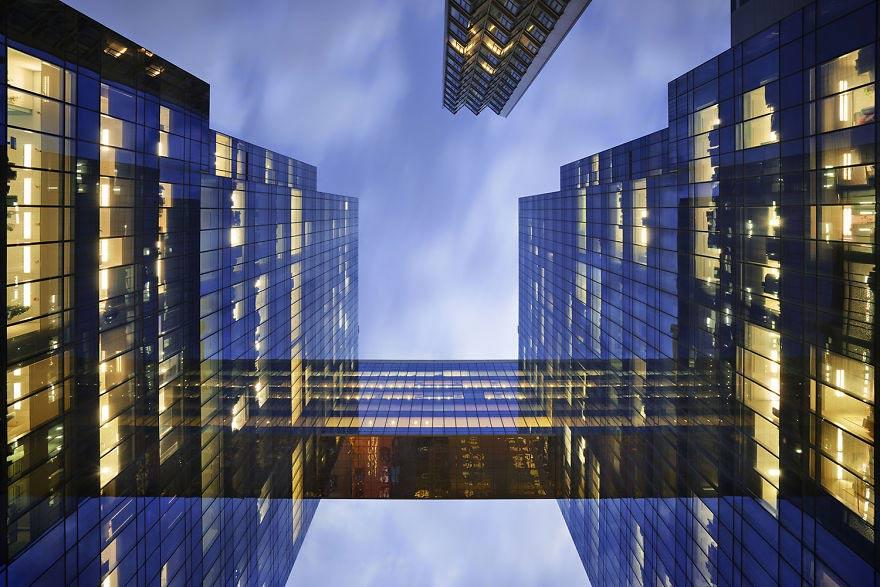 معماری از زمین تا آسمان