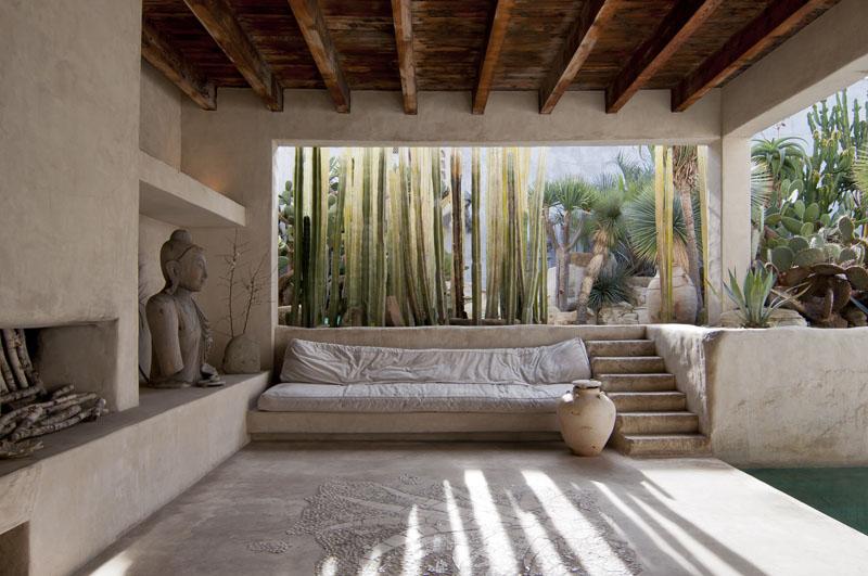 طراحی داخلی با بامبو