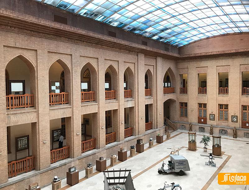موزه ارتباطات (اداره پست تهران)