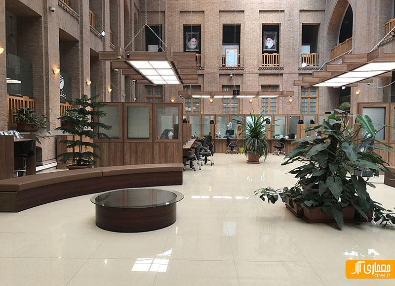 پست بانک- شعبه موزه ارتباطات