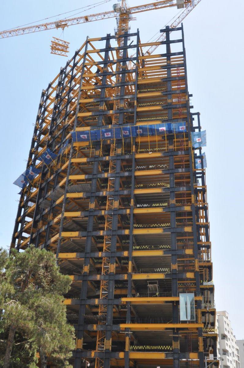 ساختمان برج جهان کودک