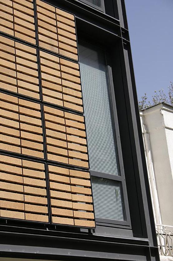 معماری و طراحی داخلی ساختمان اداری الف فرامرز شریفی
